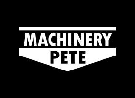 Machinery Pete